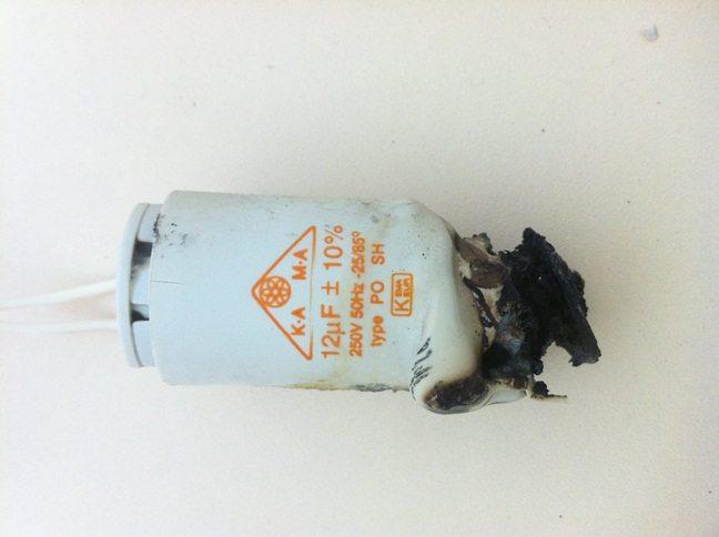 מניעת שריפות מכשל חשמלי