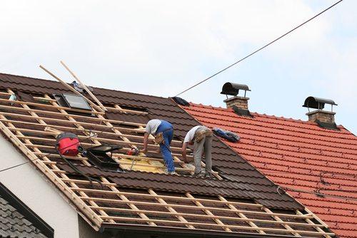 מחירון תיקון גגות רעפים