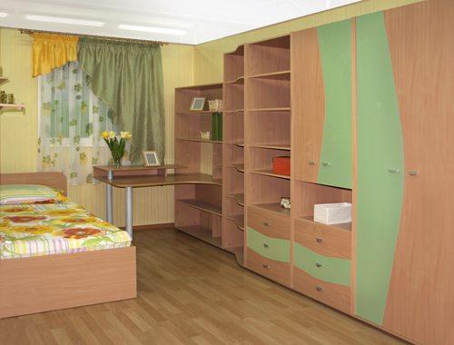 ארונות חדרי ילדים