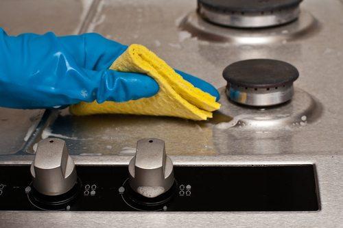 נקיון מטבח