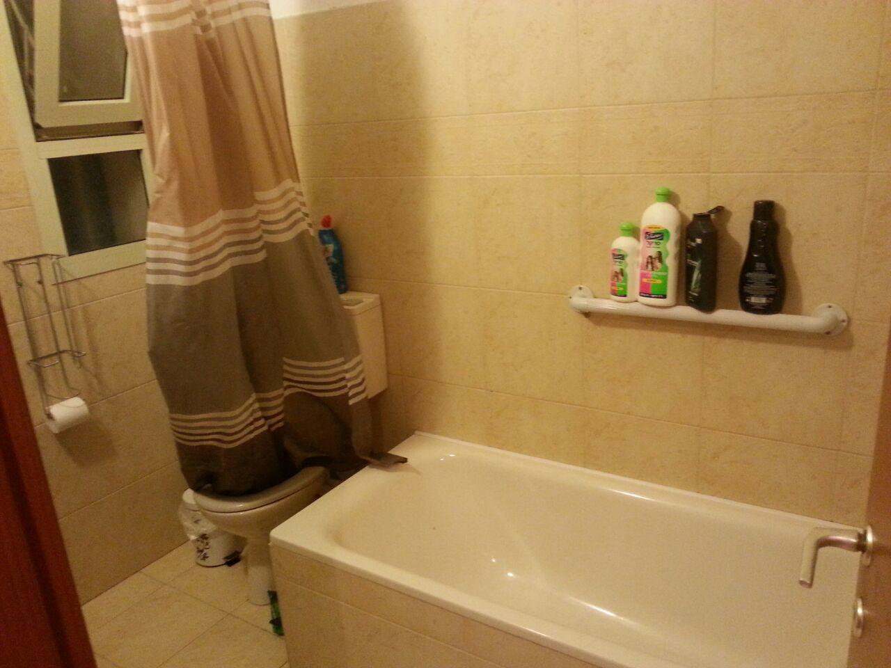 שיפוץ חדר אמבטיה לפני