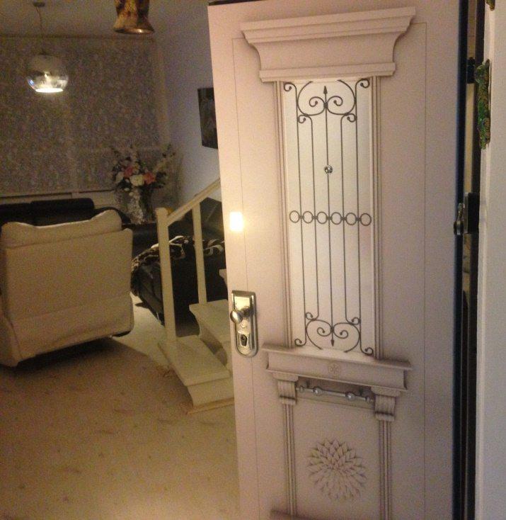דלתות פנים וכניסה
